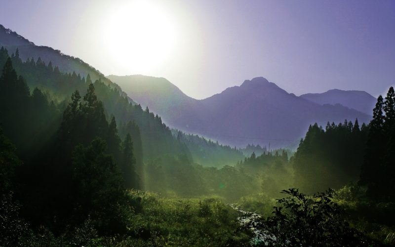 IMGP8471 800x500 - 新潟県湯沢町の絶景写真〜滝ノ又地区〜
