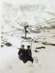 岩原スキー場の歴史