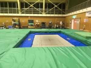 img 4733 300x225 - トランポリンとボルダリングのある南魚沼市トレーニングセンター