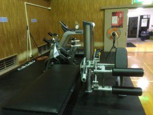 img 4736 300x225 - トランポリンとボルダリングのある南魚沼市トレーニングセンター