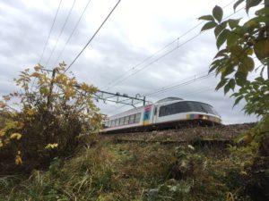 img 5531 300x225 - 上越線の臨時列車「NO.DO.KAもぐら」