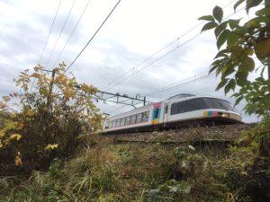 img 5532 300x225 - 上越線の臨時列車「NO.DO.KAもぐら」