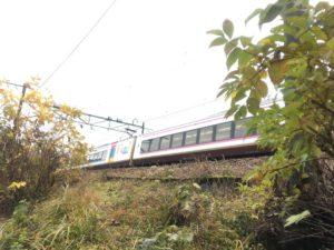 img 5536 300x225 - 上越線の臨時列車「NO.DO.KAもぐら」