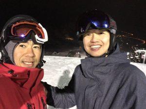 img 6442 300x225 - kuri-chan snowboarding lesson