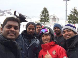 img 7044 300x225 - kuri-chan snowboarding lesson