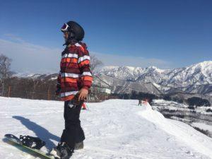 IMG 6320 300x225 - kuri-chan snowboarding lesson