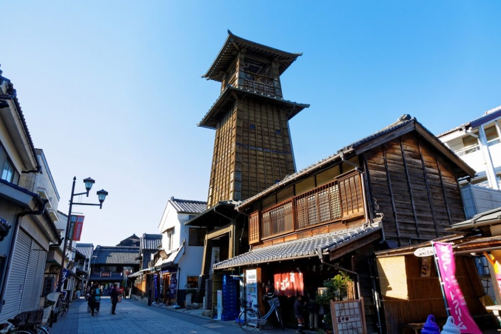 Do you wanna go 400 years back in time 〜Kawagoe tour~