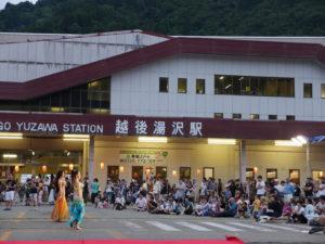 P1000373 300x225 - ほくほく線越後湯沢駅