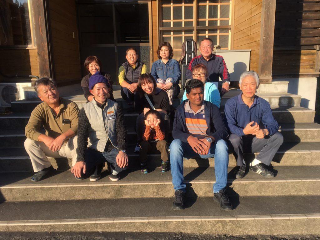 第1回「HomeVilla」〜湯沢町の限界集落でチャイ〜