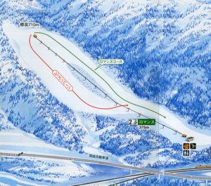 6d89370e677b327f88fb12a35b366ba1 300x265 - 土樽スキー場のコースマップ