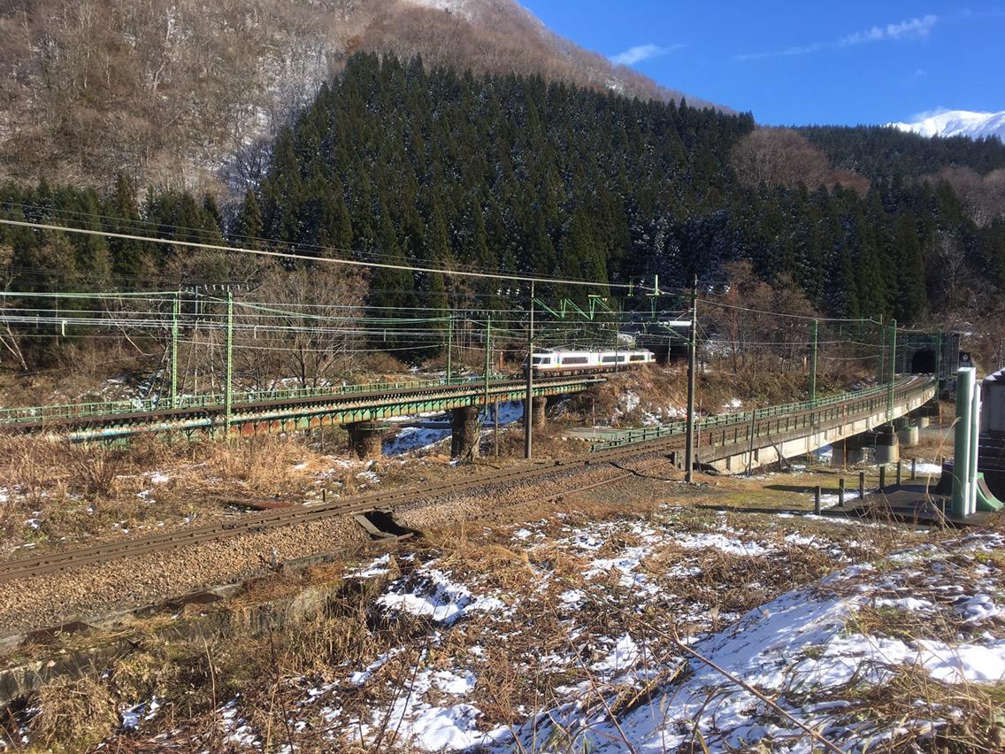上越線の臨時電車