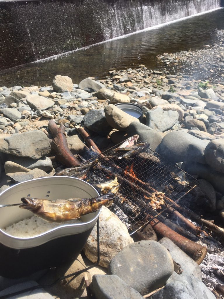 Survival BBQ tour in Yuzawa